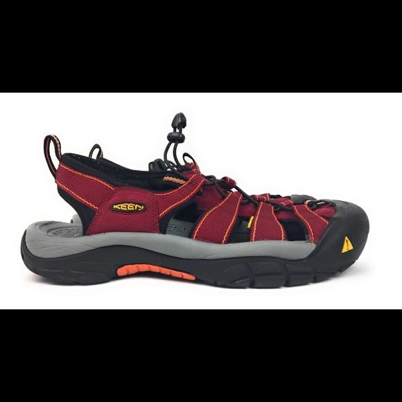9b0efc968d7a Keen Shoes - Keen Newport H2 Red Waterproof Sport Sandals
